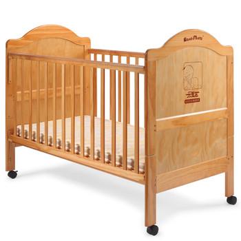 乐美达婴儿实木床 多功能